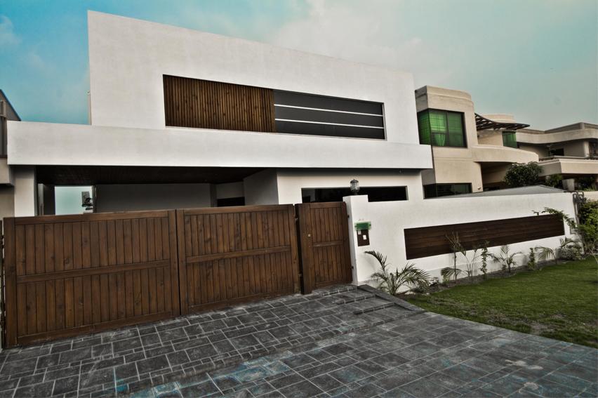 Front Elevation Work : Browse through ameradnan s interior design and