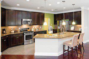 Open Kitchen Plans