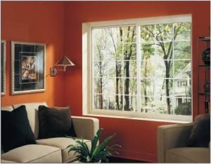 Double-paned Windows