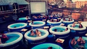 Hot Tub Cinema, London, UK