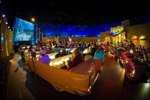 Sci-fi Dine-in Theatre, USA