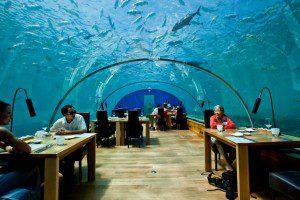 Ithaa Undersea Restaurant –