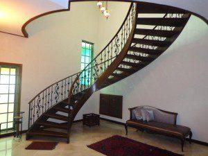 Modern Genesis Staircase