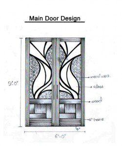 main door 1
