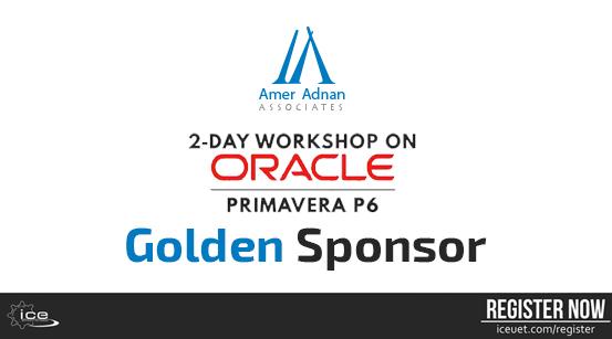 AmerAdnan Associates Announces GOLD Sponsorship of 3rd All Punjab Oracle Primavera Workshop