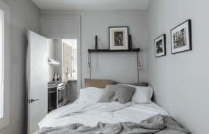 Bed in the Corner