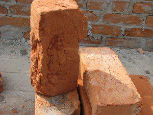 Poor Quality Bricks
