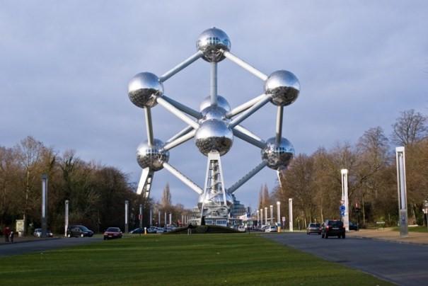Atomium, Belgium