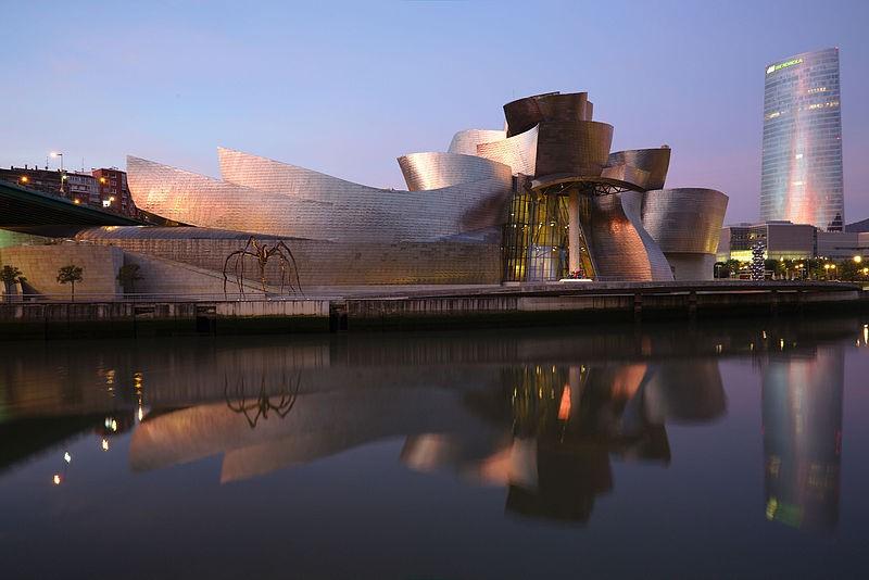 Guggenheim Museum, Spain