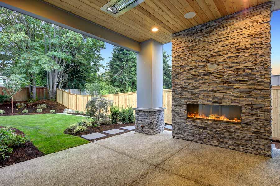 Fireplace Location