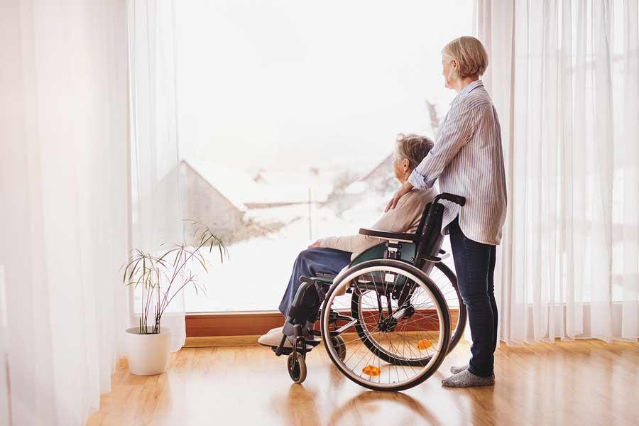 Living Space for Elderly